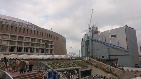 【朗報】HKT48の新劇場が完成間近な模様