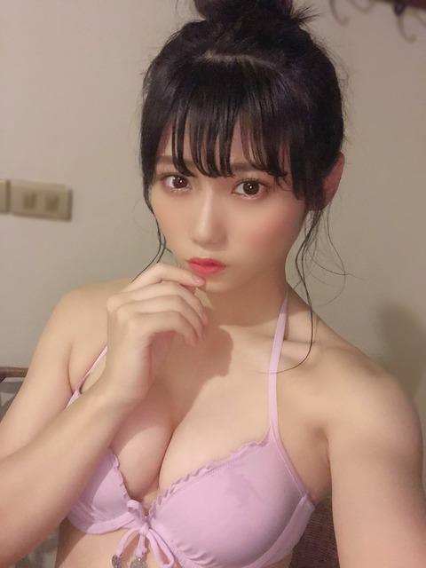 【NMB48】菖蒲まりんの形の良いお〇ぱいさん