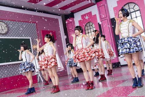 【HKT48】シングル曲最強は「桜、みんなで食べた」だよな?