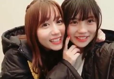 【SKE48】ゆなながただひたすら可愛い!!!【小畑優奈】