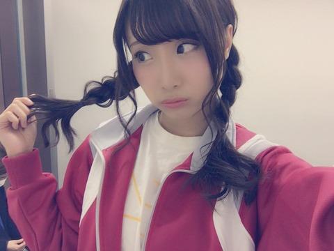 柴田阿弥ってSKE48で1番可愛いな