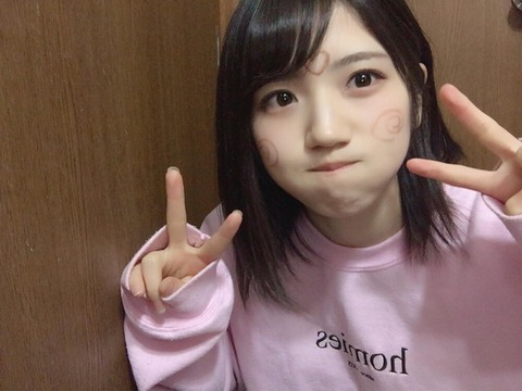 【AKB48】村山彩希「納豆とご飯と韓国海苔。この組み合わせだいすき」