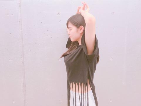 【HKT48】ゆうたんのゆうたんを真横から見た結果wwwwww【田中優香】