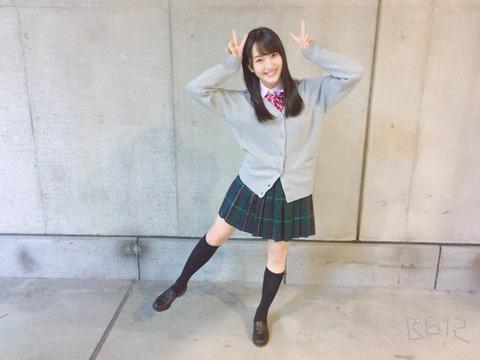 【朗報】HKT48田島芽瑠ちゃんが完全復活!!!