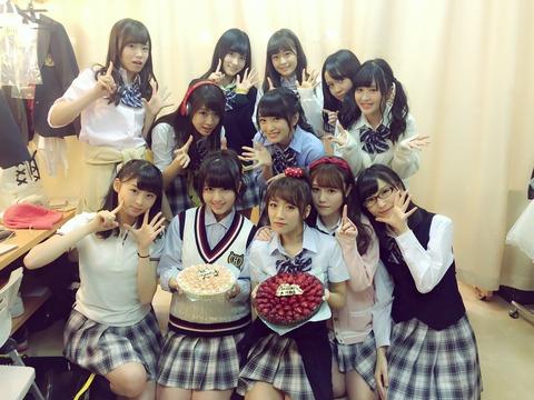 【AKB48】15期に落ちた荻野由佳さん、15期合格の谷口めぐさん向井地美音さん