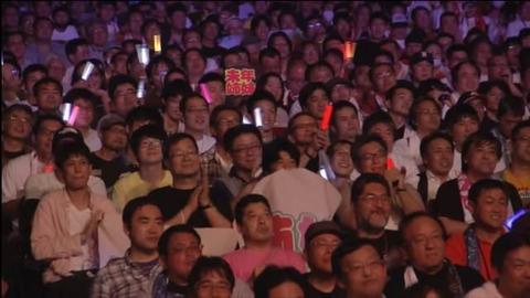 【画像】これがSKE48を支えている精鋭ヲタの実態だ!