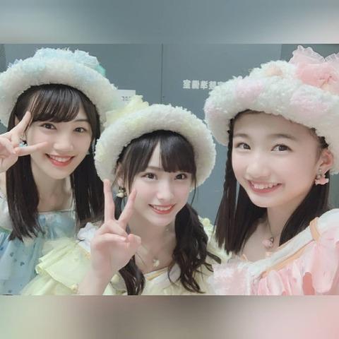 【AKB48G】一般女性「えっ…女子高生のアイドルと握手してるの…?ロリコンじゃん(ドン引き)」