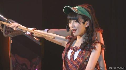 【HKT48】劇場公演観に行ったらおいもちゃんっていう可愛い子見つけた【堺萌香】
