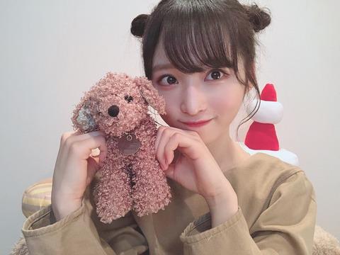 【朗報】小栗有以ちゃんボインボインwwwwww【AKB48】