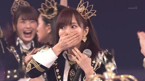 【NMB48】山本彩は今年の総選挙は辞退して来年出た方がいいと思う