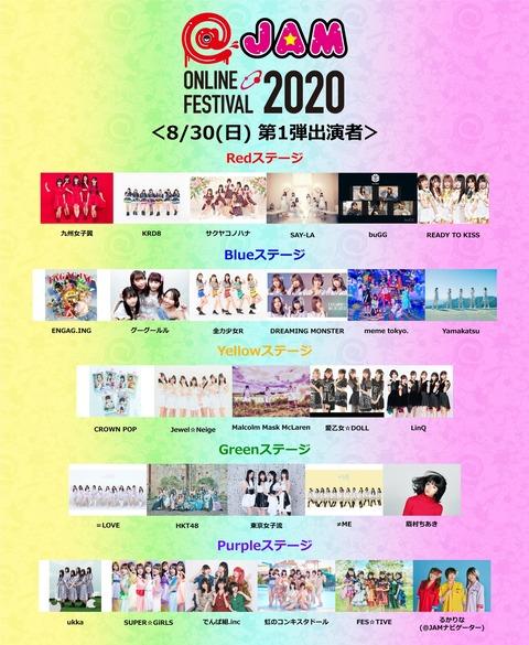[Bonne nouvelle] Décision d'apparition HKT48 / JAM 2020!  !  !