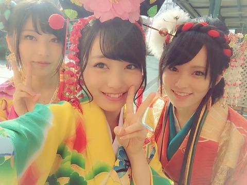 【AKB48】向井地美音「私たち現役メンバーが紡いでいくこれからの10年」