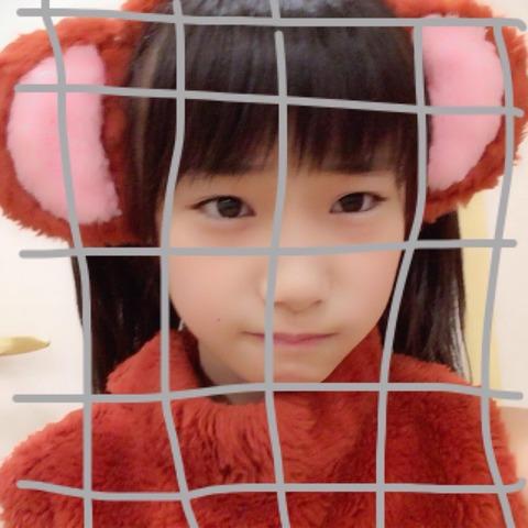 【SKE48】ロリコン必見!倉島杏実(11)が超絶可愛い