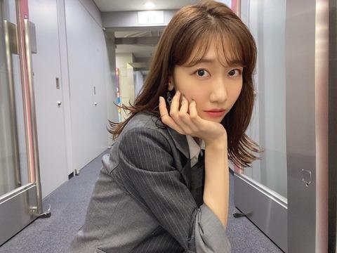【AKB48】柏木由紀さん(30)「ワクチンはまだ打ってないが、打つ予定はある。」