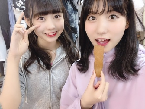【AKB48】バレンタインでみんながおしゃれなお菓子を配る中、干し芋を配るメンバー現るwww【茨城】
