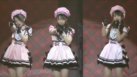 【朗報】AKB48久保怜音cのミニスカパンチラキタ━━━(゚∀゚)━━━!!
