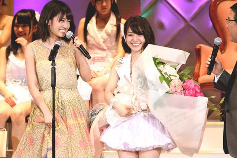 前田敦子・大島優子クラスのアイドルってもうでないのかな?