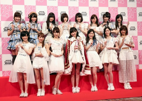 【AKB48】今年の総選挙って選抜が入れ替わる可能性なくね?