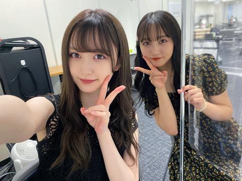 【NMB48】W山本降臨!!!【山本彩加・山本望叶】