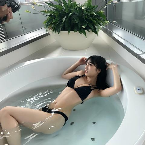 【NMB48】横野すみれの新作エロ画像キタ━━━━(゚∀゚)━━━━!!