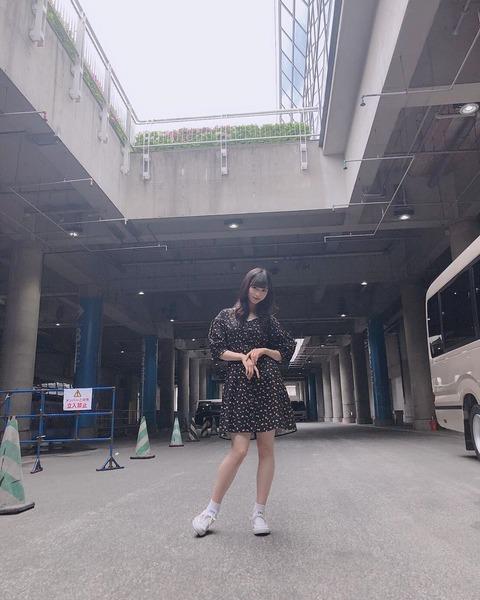 【AKB48】ゆいゆいって意外とでかいよな?【小栗有以】