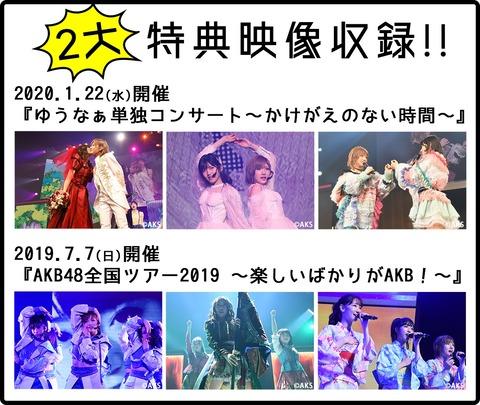 【AKB48】去年の全国ツアーがひっそりと円盤化されていた件