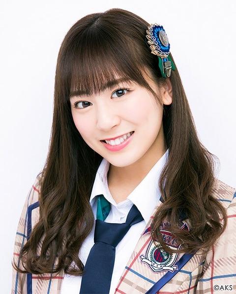【HKT48】坂口理子「だ、誰も昔のプロフィール写真貼るなよ?!特に一番最初のやつ」