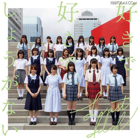 【神曲】AKB48よりラストアイドルの新曲の方がはるかに良いんだがwww