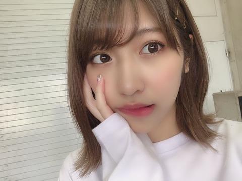 【HKT48】山下エミリー「面白い恋愛はしていない」