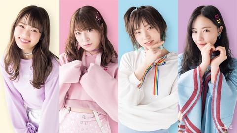 【朗報】NMB48の女子力ユニットQueentet、太田夢莉も電撃復帰で活動再開! Ray5月号の表紙に決定!!!