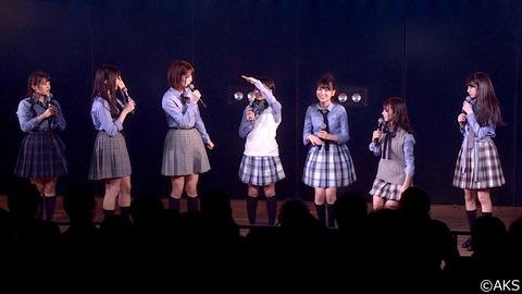 【AKB48G】握手会がアウトなら劇場公演もアウトじゃね