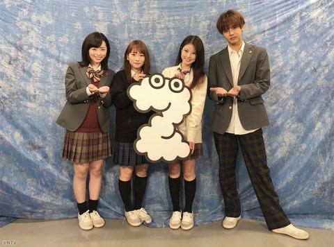 【朗報】川栄李奈出演「3年A組」最終回視聴率が16%と同枠過去最高視聴率!