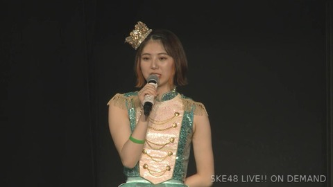 【SKE48】ゆなな亡き後、ヲタが希望を託す菅原茉椰が髪を染める