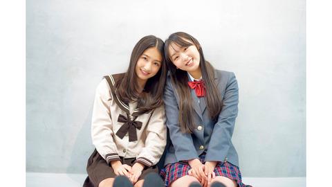 【NMB48 】泉綾乃と塩月希依音のケーキパーティが可愛すぎる!!!