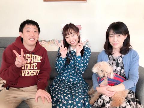 【SKE48】須田亜香里のママが綺麗な件