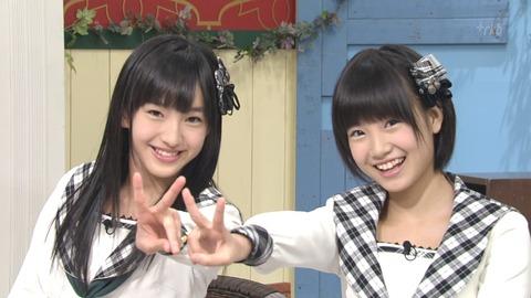 HKTの田島芽瑠と朝長美桜ってどっちが可愛いのか判らんね