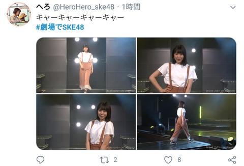 【画像】SKE48が劇場でファッションショーごっこをやった結果www