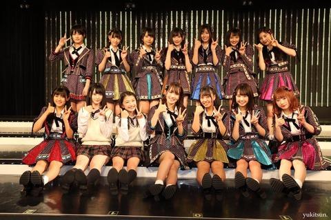 【NMB48】BⅡキャプテン小嶋花梨「みんなー、BⅡポーズで撮るよ!」