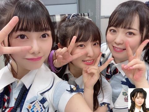 【祝】AKB48ドラフト2期生が昇格から3年