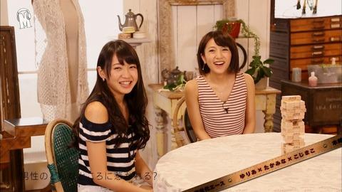 【AKB48】木崎ゆりあ「高橋みなみは日本を支える神」