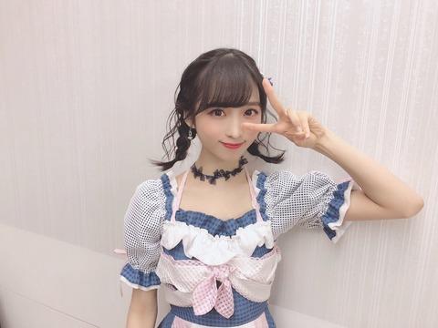 【AKB48】5年目の小栗有以が未だに若手扱いされてるのってヤバくね?