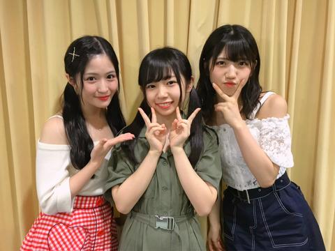 【AKB48】村山彩希「フラゲでセンターやった時に低速でエゴサできなかった」