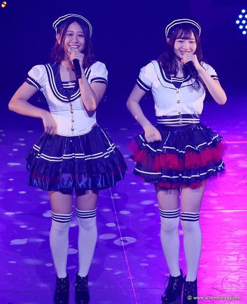 【画像】えごちゃんのルックスって、正直ちょっとアレ過ぎないか?【SKE48・江籠裕奈】