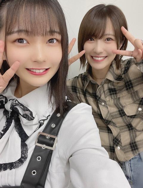 【AKB48】福留光帆「小嶋花梨さんにナンバトル応援してますって伝えれたので思い残すことはありません」