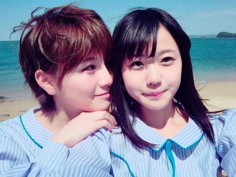【STU48】瀧野由美子が岡田奈々のこと好きなのってガチなの?