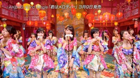 【AKB48】東京に支店を作って、AKB48名義は選抜のCDだけ使えばいいのでは?