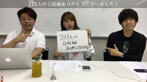 【AKB48】れなっち総選挙立候補者、200人突破www【加藤玲奈】
