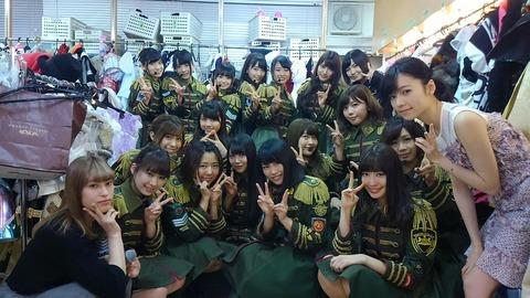 【悲報】新公演でスタベンだったひらりーの顔が死んでる・・・【AKB48・平田梨奈】