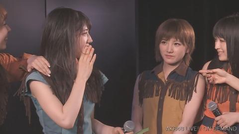 【AKB48】ゆいりー「今日はなぁちゃん、いっぱい怒ってたな 風紀委員会大変だ…」【村山彩希・岡田奈々】