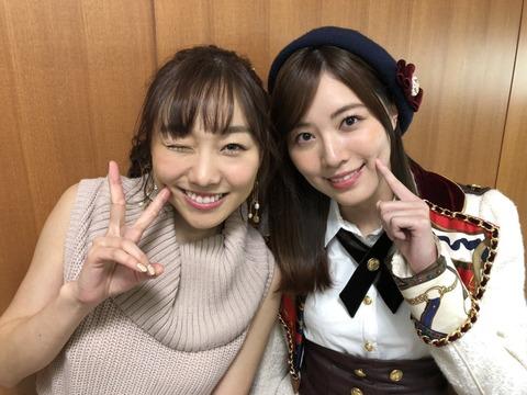 【SKE48】松井珠理奈「篠田麻里子にいられるうちはいろと言われたので卒業はしない」